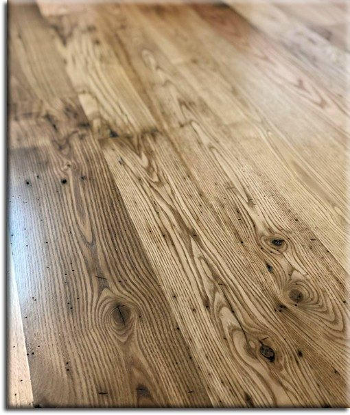 Antique Wormy Chestnut Flooring