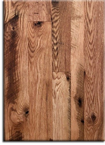 Rustic Red Oak Flooring Alachian